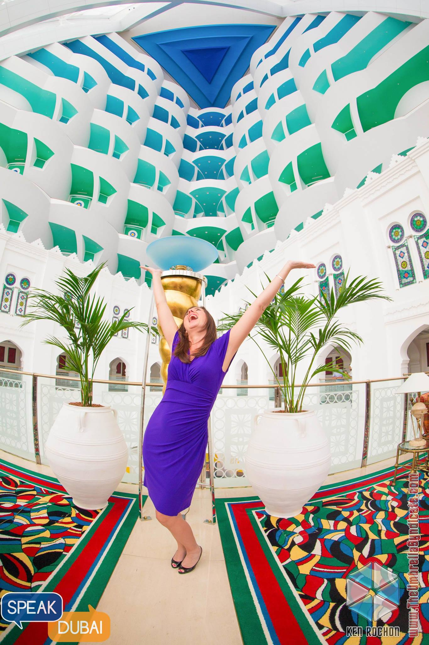 Patty Alfonso_Burj Al Arab #2