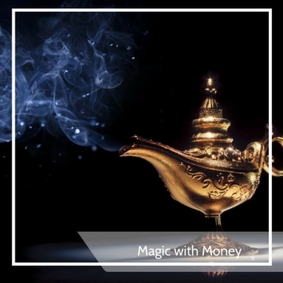 Magic with money with Patty Alfonso