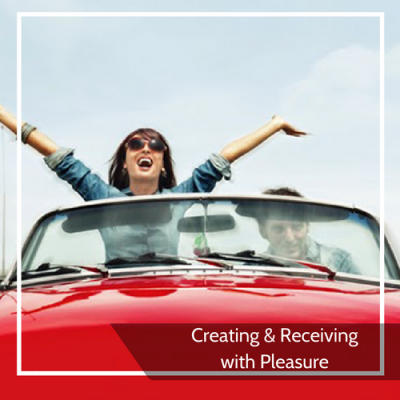 Creating and Receiving with Pleasure with Patty Alfonso