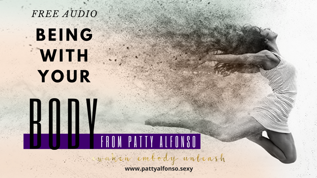 PA_Being With Your Body