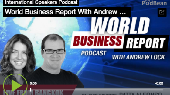 World Business Report with Andrew Locke