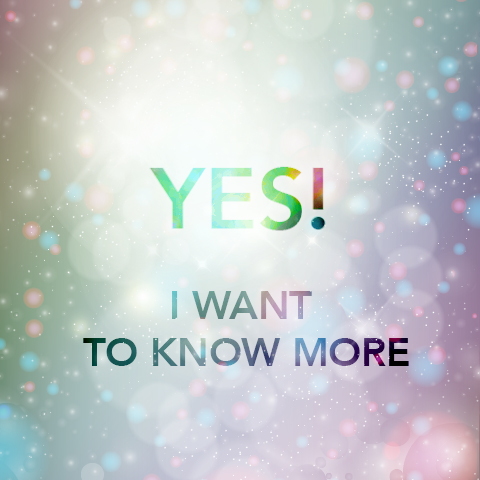YES! I WANT MORE