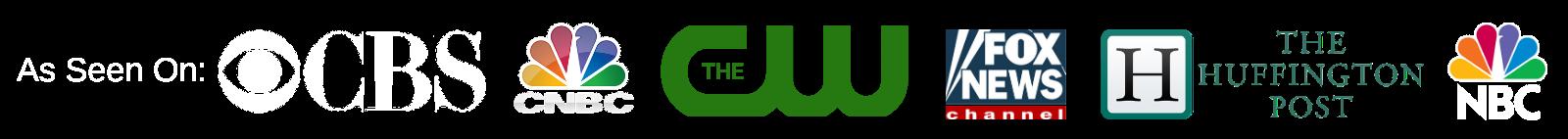 Network Logos Long