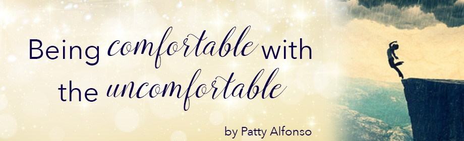comfortable with uncomfortable #1